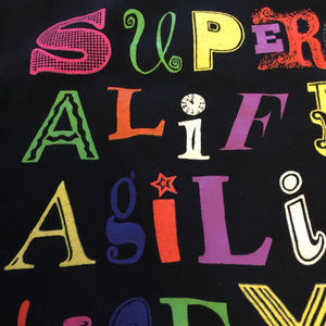 Disney Tops - Disney Mary Poppins Musical Medium T-Shirt